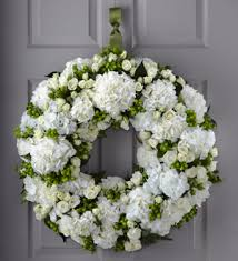 vera wang flowers oliver flowers the ftd for all eternity wreath by vera wang