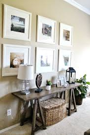 wall ideas decorating large wall space in living room image of