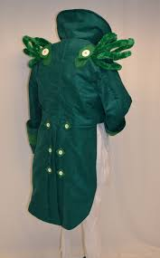 the wizard of oz wizard costume wizard of oz doorman back view by magic needle on deviantart