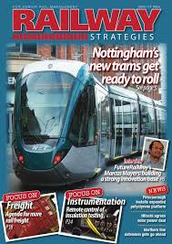 railway strategies issue 113 final edition by schofield publishing