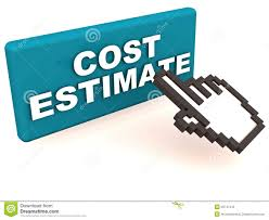 cost estimate royalty free stock images image 29747419