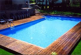Bedroom Surprising Best Swimming Pool Deck Ideas Wood Cost