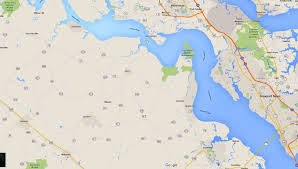 Potomac River On Map Maps Of The Chesapeake Bay Rivers And Access Points