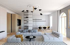Modern And Classic Interior Design Modern Decor Meets Classical Features In Two Transitional Home Designs
