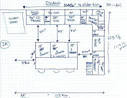 kitchen floor plans island small galley kitchen layout plans island with sink simple design