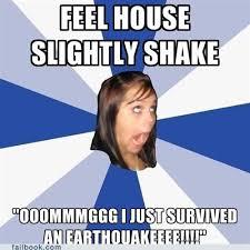 Earthquake Meme - failbook earthquake funny facebook fails failing on facebook