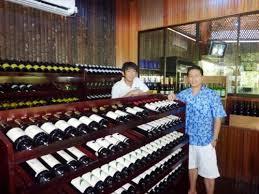 Wine Cellar Malaysia - wine cellar u2013 pom pom island resort sabah malaysia