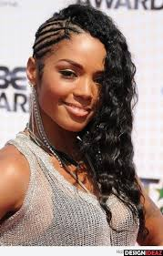 black hairstyles 2015 with braids to the side 10 cute braided hairstyles for african american with a side puff