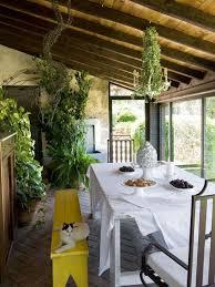 veranda chiusa come arredare la veranda in stile provenzale arredare una