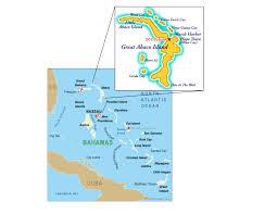 The Bahamas Map Soc803 International Community Engagement In The Bahamas