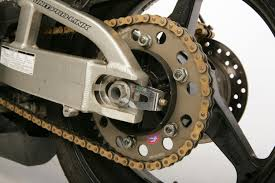 how to change your chain and sprockets mcn