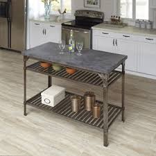 kitchen island overstock home styles style kitchen island wine finished top
