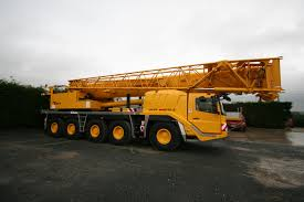 kavanagh crane hire takes delivery of one new grove gmk 5130 2
