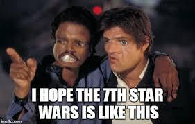 Lando Calrissian Meme - lando imgflip