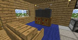 bed minecraft bedroom design