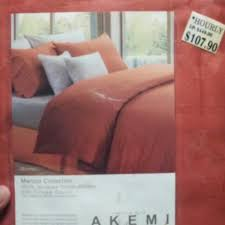 Akemi Bed Linen - akemi king size quilt cover home u0026 furniture on carousell