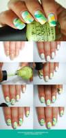 beach day dry brush nail art tutorial wonder forest