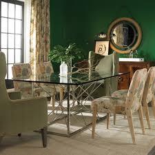 vanguard drumlins dining table custom designer dining room tables