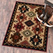 Outdoor Kilim Rug by Southwest Rugs Southwestern Kilim Rug Collection Lone Star