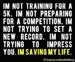 Motivational Fitness Memes - fitness meme of the week saving our lives every 48