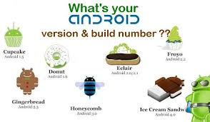 what android version do i how to find your android version build number on phone tablet
