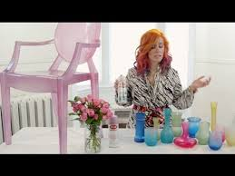 krylon sea glass ghost chair with tiffany pratt youtube
