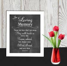 in loving memory items popular items for memorial table on etsy barn reception memorial