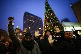 uw fulbright fellow arrested at black lives matter protest i