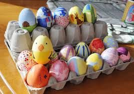 painted easter eggs easter egg painting discover bundoran tourist information from