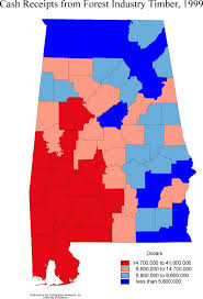 Red And Blue State Map by Alabama Outline Maps And Map Links