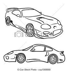 si e auto sport black skizzen auto sport sie kunst klammer farbe auto aus