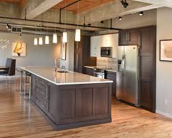 Kitchen Remodel Des Moines by Des Moines Ia Eclectic Brown Camp Loft Remodel