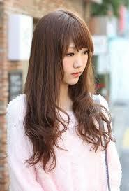 nice koran hairstyles cute korean hairstyles for girls