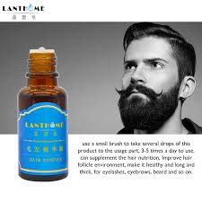 how to get thicker pubic hair lanthome beard growth oil 20ml fast hair grow products for