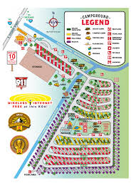 Tcu Parking Map Arlington Texas Campground Dallas Arlington Koa