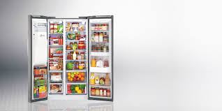Capacity Lg Side By Side Refrigerators With Large Capacity Lg Usa