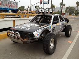 baja 1000 buggy monster bimmer built for the baja 1000 on the floor of sema