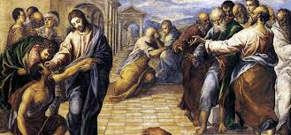 Was Bartimaeus Born Blind The Consequences Of Seeing Ignatian Spirituality