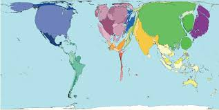 africa map 2014 8 maps that will change the way you look at africa huffpost