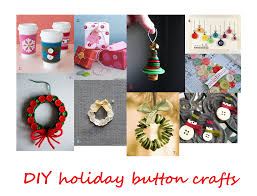 turkey button crafts ornaments button christmas trees