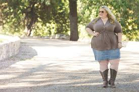 Plus Size Cowgirl Clothes My Favorite Things Kiyonna Caycee Plus Size Top