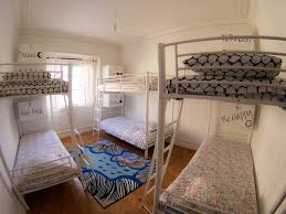 chambre lisbonne 5 lits chambre partagée près du centre ville de lisbonne 3
