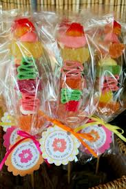 halloween party goodie bags best 25 luau party favors ideas on pinterest luau theme