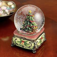 buy tree musical snowglobe from museum selection