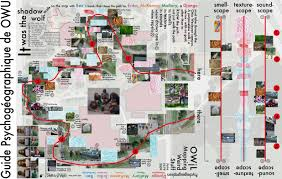 Paris Ohio Map by Making Psychogeography Maps Making Maps Diy Cartography