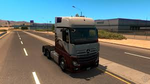 mercedes actros 2014 mercedes actros 2014 for truck simulator