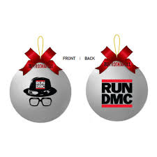 walk this way and get some hip hop ornaments for your