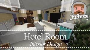 minecraft interior design hotel room youtube
