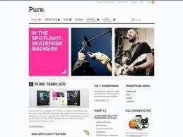 free download pure yootheme joomla template clone site free