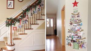 5 pretty and easy ways to display holiday cards today com